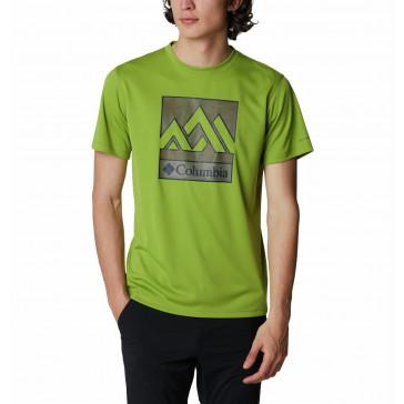 T-shirt szybkoschnący męski Columbia Zero Rules™ Short Sleeve Graphic Shirt