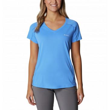 T-shirt szybkoschnący damski Columbia Zero Rules™ Short Sleeve Shirt