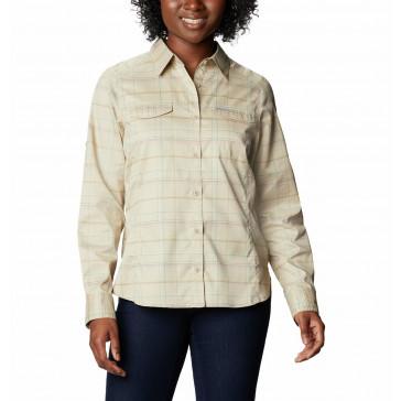 Koszula z filtrem UV damska Columbia Silver Ridge™ Lite Plaid L/S Shirt