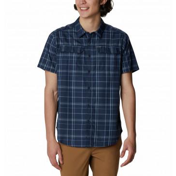 Koszula z filtrem UV męska Columbia Silver Ridge™ 2.0 Multi Plaid S/S Shirt