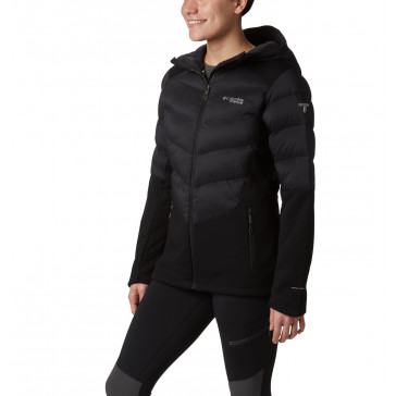 Kurtka hybrydowa ocieplana damska Mt. Defiance™ II Hybrid Jacket