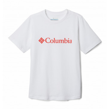 T-shirt bawełniany dziecięcy CSC Basic Logo™ Youth Short Sleeve Shirt