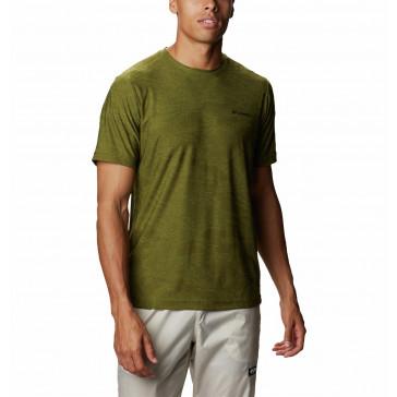 Koszulka szybkoschnąca męska Columbia Maxtrail™ Short Sleeve Camo Tee