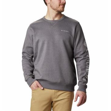 Bluza bawełniana męska M Columbia™ Logo Fleece Crew