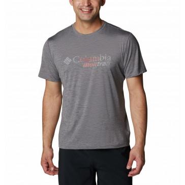 T-shirt szybkoschnący męski Columbia Trinity Trail™ Graphic Tee