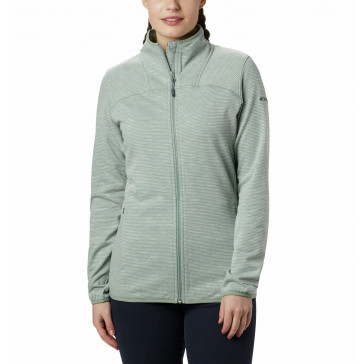 Polar damski Columbia Firwood Camp™ Striped Fleece Full Zip