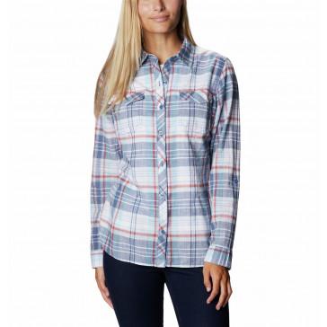 Koszula bawełniana damska Columbia Camp Henry™ II Long Sleeve Shirt