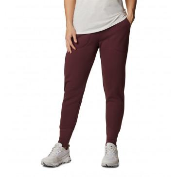 Spodnie bawełniane damskie Columbia Lodge™ Knit Jogger