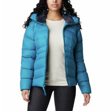 Kurtka puchowa damska Columbia Autumn Park™ Down Hooded Jacket