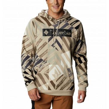 Bluza bawełniana męska M Columbia Logo™ Printed Hoodie