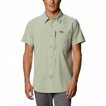 Koszula szybkoschnąca męska Columbia Triple Canyon™ Solid Short Sleeve II