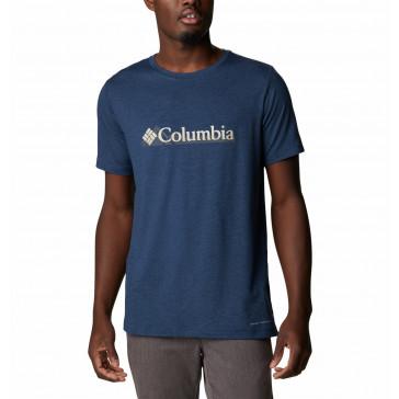 Koszulka szybkoschnąca męska Columbia Tech Trail™ Graphic Tee