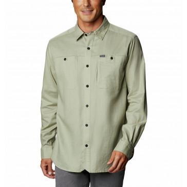 Koszula bawełniana męska Columbia Clarkwall™ Organic Cotton Ripstop L/S Shirt