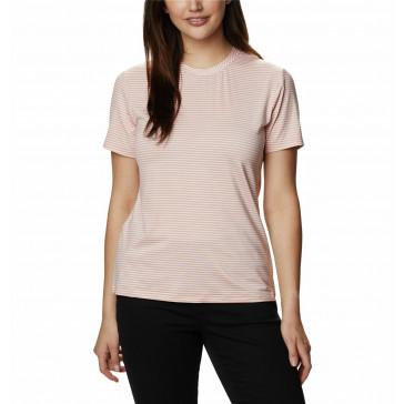 Koszulka szybkoschnąca damska Columbia Firwood Camp™ II S/S Shirt