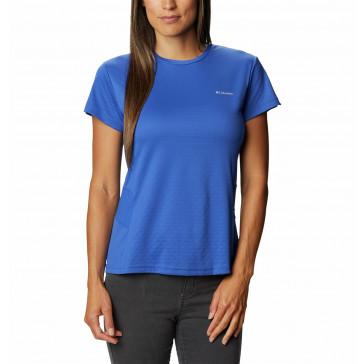 Koszulka szybkoschnąca z filtrem UV damska Columbia Zero Ice Cirro-Cool™ S/S Shirt