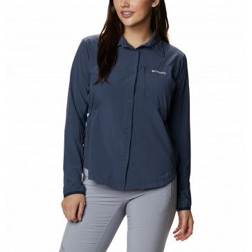 Koszula szybkoschnąca damska Columbia Mazama Trail™ Woven Long Sleeve Shirt