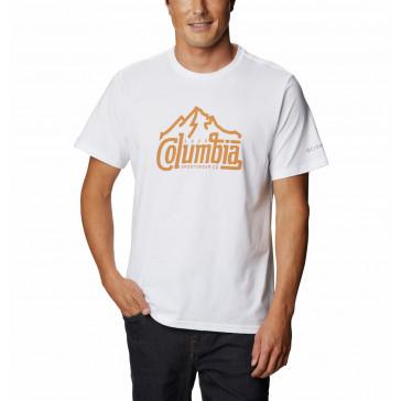 T-shirt bawełniany męski Columbia Path Lake™ Graphic Tee II