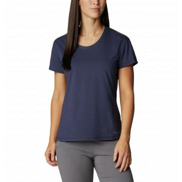 Koszulka z filtrem UV damska Columbia Sun Trek™ SS Tee