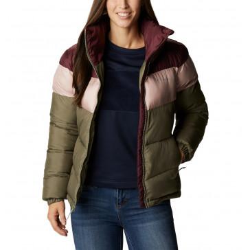 Kurtka ocieplana damska Columbia Puffect™ Color Blocked Jacket