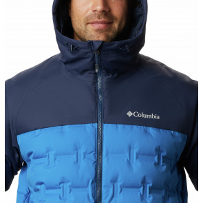 Ciepła kurtka puchowa męska Columbia Grand Trek™ Down Jacket