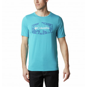T-shirt szybkoschnący męski Columbia Terra Vale™ II Short Sleeve Tee