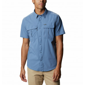 Koszula z filtrem UV męska Columbia Newton Ridge™ Short Sleeve Shirt